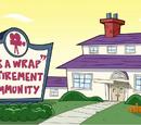 """""""It's a Wrap"""" Retirement Community"""