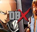 Saitama vs Chuck Norris