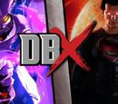 Beerus vs Superman