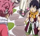 Natsu and Romeo