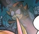 Shadow the Hedgehog (Dark Mobius)