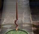 Dragonclaw Wand