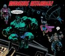 Avengers (Earth-21722) from Hank Johnson, Agent of Hydra Vol 1 1 001.jpg