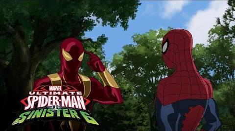Ultimate Spider-Man (Animated Series) Season 4 7
