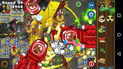 Finishing Bloontonium Lab on Impoppable (BTD5)