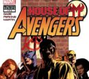 House of M: Avengers Vol 1 1