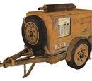 Remolque Generador