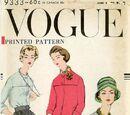 Vogue 9333 A