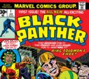 Black Panther Vol 1 1