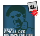 Dis Raps For Hire Season 1 CD