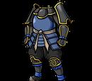 Blue Samurai Armor (Gear)
