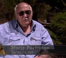 Merle Partridge's Mothman Sighting