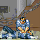 David Lieberman (Earth-30847) in The Punisher (1993 video game) 001.png