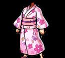 Cherry Blossom Yukata (Gear)
