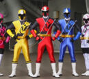 Power Rangers Shinobi Force