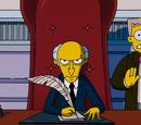 Mr. Burns/Synopsis