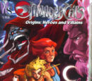 Thundercats: Origins - Heroes & Villains Vol 1 1