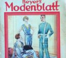 Beyers Modenblatt No. 22 Vol. 8 1930