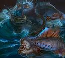 Hullbore Wyrms (Guild Raid)