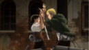 Levi and Erwin clash.png