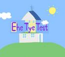 Ehe Tye Test