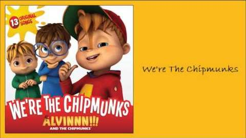 We're The Chipmunks (Album) - The Chipmunks