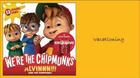 Vacationing (Exclusive Album) - The Chipmunks