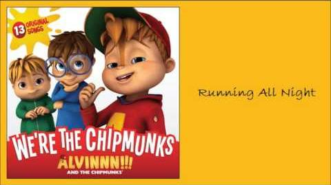 Running All Night (Album) - The Chipmunks