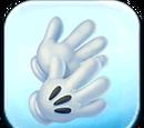 Mickey Gloves Token