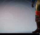 Vermilion Stripe 1.0 (Leg Armor)