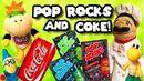 SML Movie Pop Rocks and Coke!
