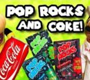 Pop Rocks and Coke!