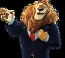 Mayor Leo Lionheart