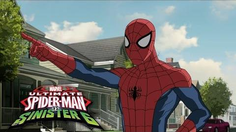 Ultimate Spider-Man (Animated Series) Season 4 9