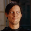 Tobey Maguire Creepy Smile Meme.png