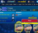 Quêtes de Kingdom Hearts: Unchained χ
