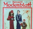 Beyers Modenblatt No. 14 Vol. 9 1930