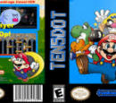 Super Mario World 3: Back to the Island