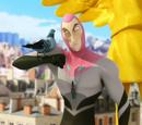 M. Pigeon