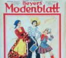 Beyers Modenblatt No. 20 Vol. 9 1930