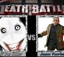 Jason Voorhees vs Jeff the Killer