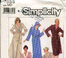 Simplicity 7655 A