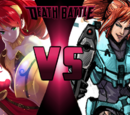 Pyrrha Nikos vs Agent Carolina