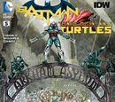 Batman/Teenage Mutant Ninja Turtles Vol.1 5