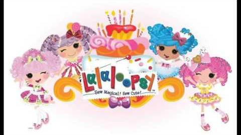 Lalaloopsy Super Silly Party Theme