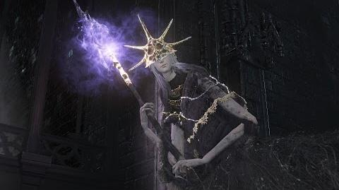 Aldrich, Devourer of Gods Boss Fight - Dark Souls 3
