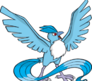 Emile's Articuno (FireRed)