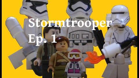 Stormtrooper Brickfilm - The series