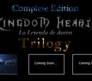 Kingdom Hearts: La Leyenda de Auron (Trilogía)