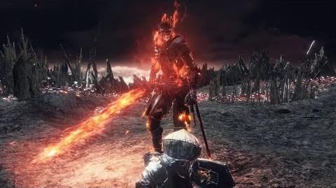 Soul of Cinder Final Boss Fight and Ending - Dark Souls 3